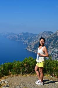 """Path of the Gods"" - Positano, Italy"